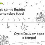 Oração do povo de Deus - Célula Kids