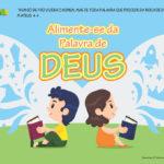 Estudos para Célula de Crianças e Discipulado Infantil