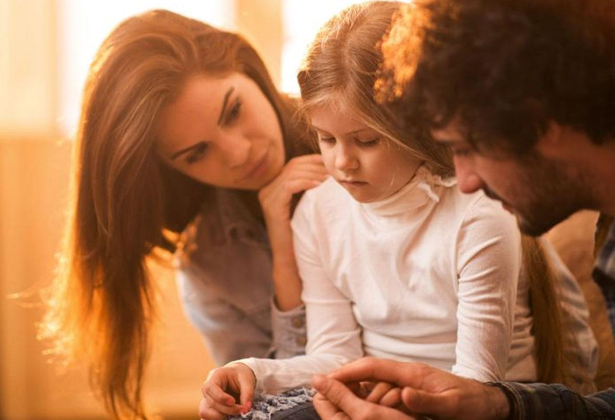 Tenha os conceitos básicos para pais em mente