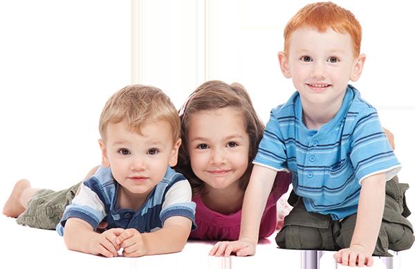 Estudo Bíblicos para Crianças em Pequenos Grupos